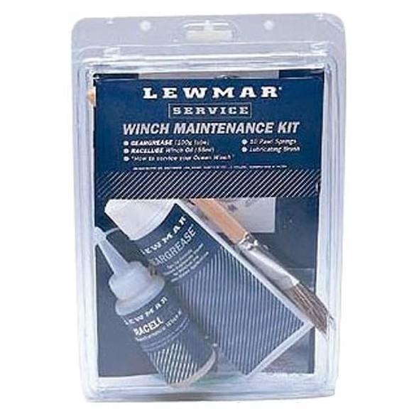 Kit Manutenzione Winch Lewmar