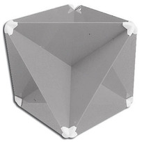 Riflettore Radar Omologato Oltre 12 M.M.