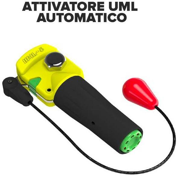 Kit Riarmo UML per Giubbotti Autogonfiabili gr. 60