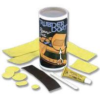 Kit riparazione gommone in neoprene