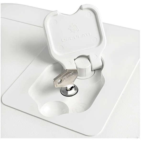 Kit serratura per portello Flush