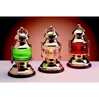 Lampada Fanale ottone