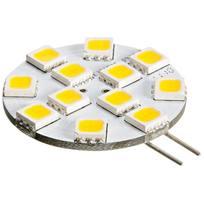 Lampadina 12 LED SMD attacco laterale