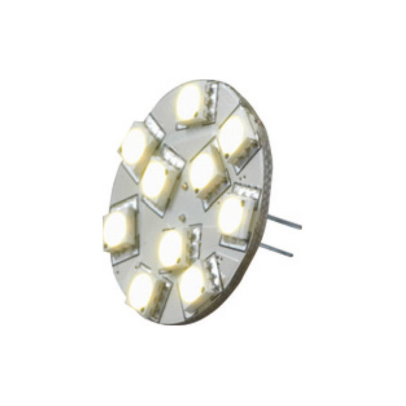 Lampadina 12 LED SMD attacco posteriore
