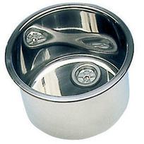 Lavello Inox Cilindrico D. 420