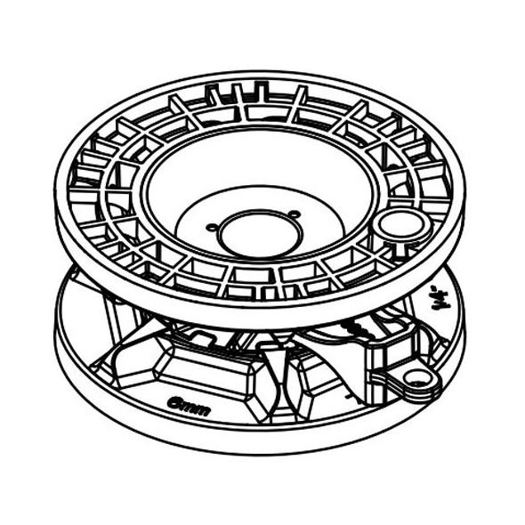 Lewmar Barbotin per VX1/VX1L 6/7 mm