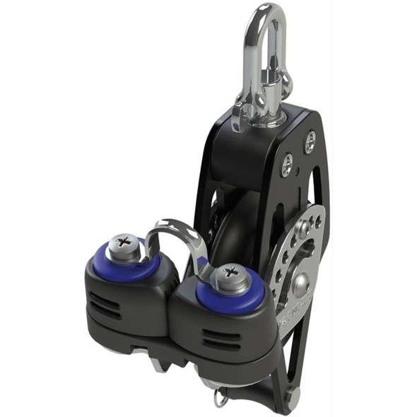 Lewmar Bozzello HTX Singolo Arricavo Strozzatore 50 mm