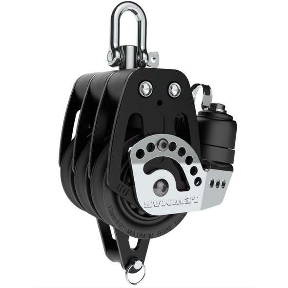 Lewmar Bozzello HTX Triplo Arricavo Strozzatore 50 mm
