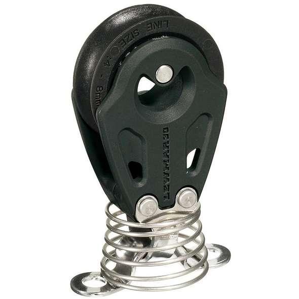 Lewmar Control Bozzello Singolo su molla D. 40 mm