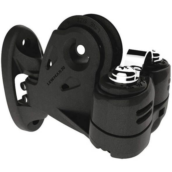 Lewmar Control Bozzello Torretta girevole con strozzatore D. 30 mm