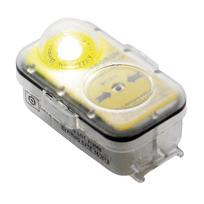 Luce automatica per giubbotto salvataggio