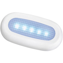Luce cortesia stagna 5 LED