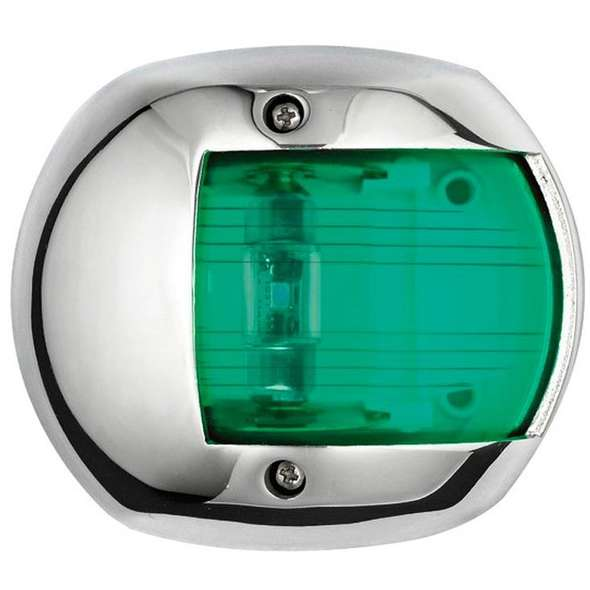 Luce di via Inox LED Sphera Design destra