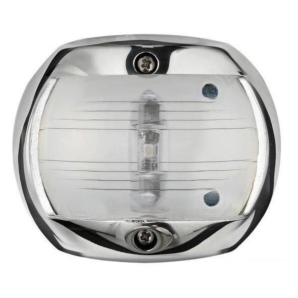 Luce di via Inox LED Sphera Design poppa