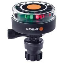 Luce di via NAVISAFE Navilight tricolore