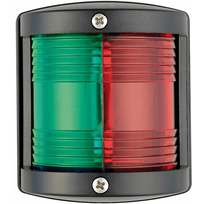 Luce di via Utility 77 combinato rosso/verde nero