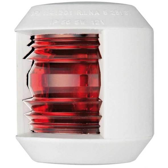 Luce di via Utility Compact Cassa bianca Luce rossa 112,5