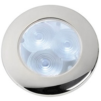 Luce LED inox