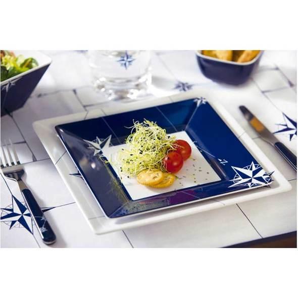 MB Northwind Set Piatti Quadrati Dessert 6 pz.