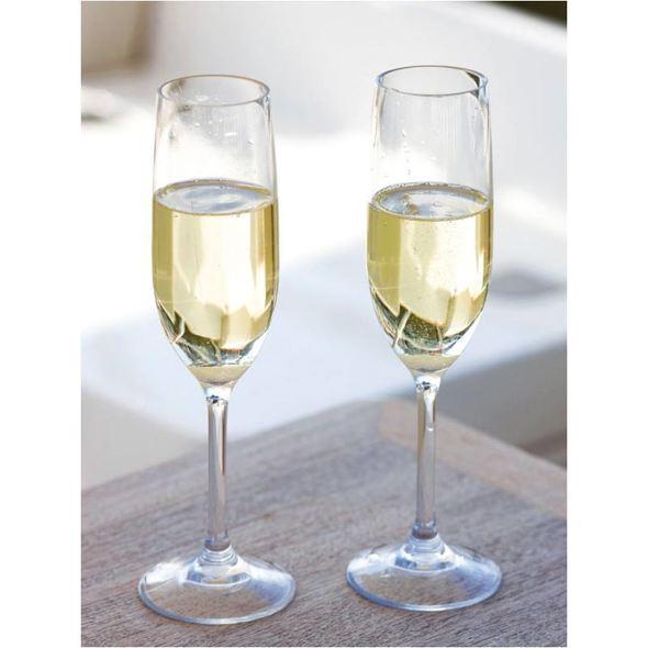 MB Set Calici Champagne Antiscivolo 6 pz.