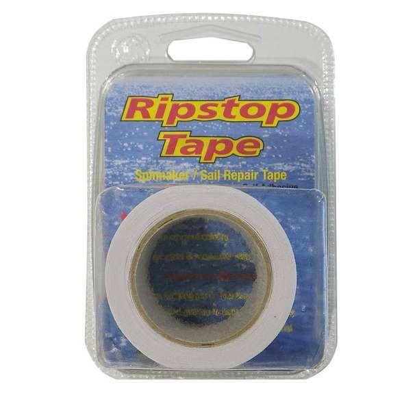 Nastro Riparazione Spinnaker Ripstop - Bianco