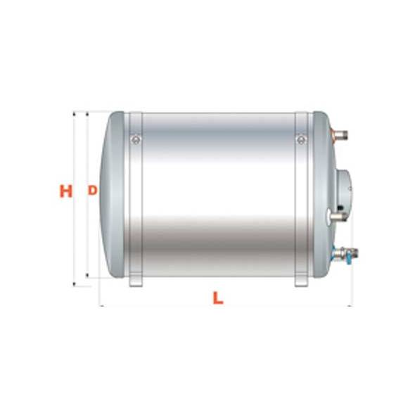 Nautic Boiler BX/BXS - 20 lt.