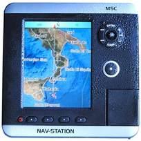 Nav Station M5C - Plotter Gps/Eco Multifunzione con Trasduttore