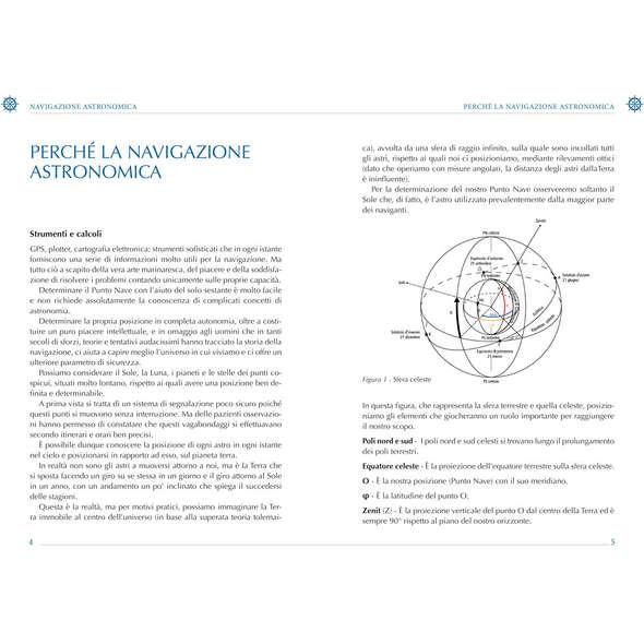 Navigazione Astronomica - con WebApp