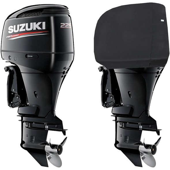 Oceansouth Coprimotore per fuoribordo Suzuki 200/250 HP
