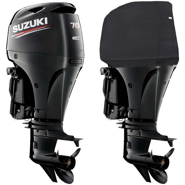 Oceansouth Coprimotore per fuoribordo Suzuki 70/90 HP
