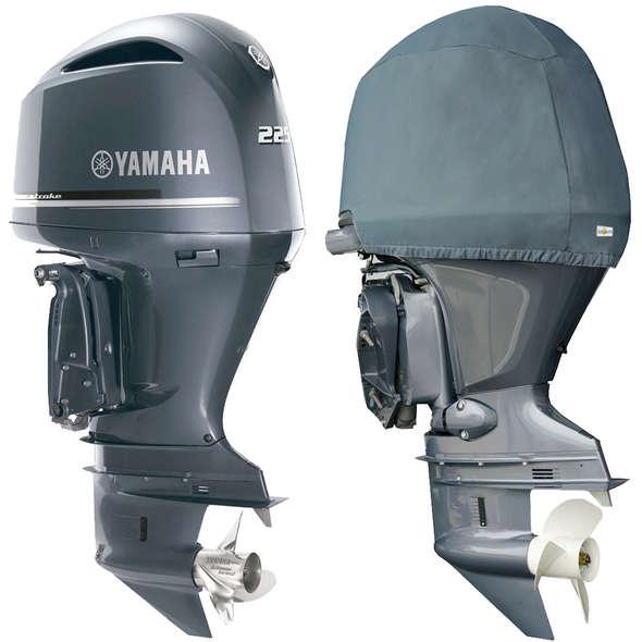 Oceansouth Coprimotore per fuoribordo Yamaha 225/300 HP