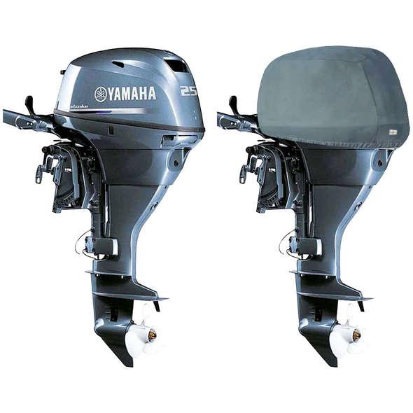 Oceansouth Coprimotore per fuoribordo Yamaha 25 HP