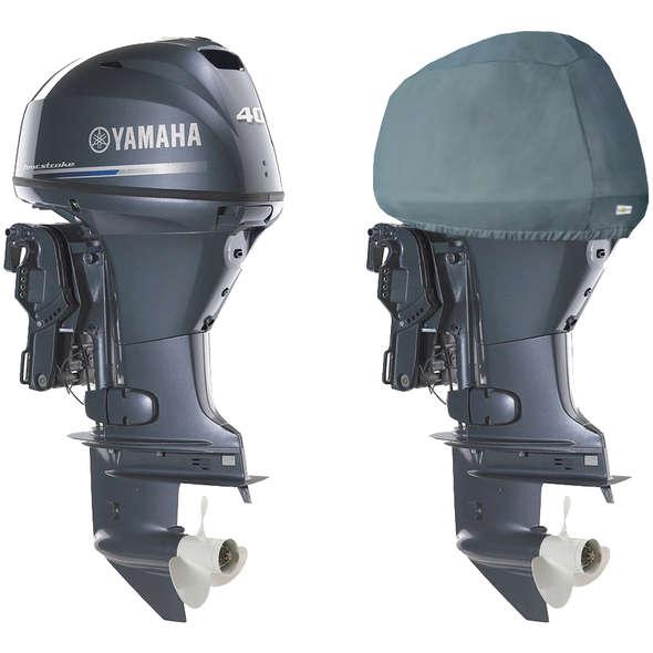 Oceansouth Coprimotore per fuoribordo Yamaha 30/40 HP