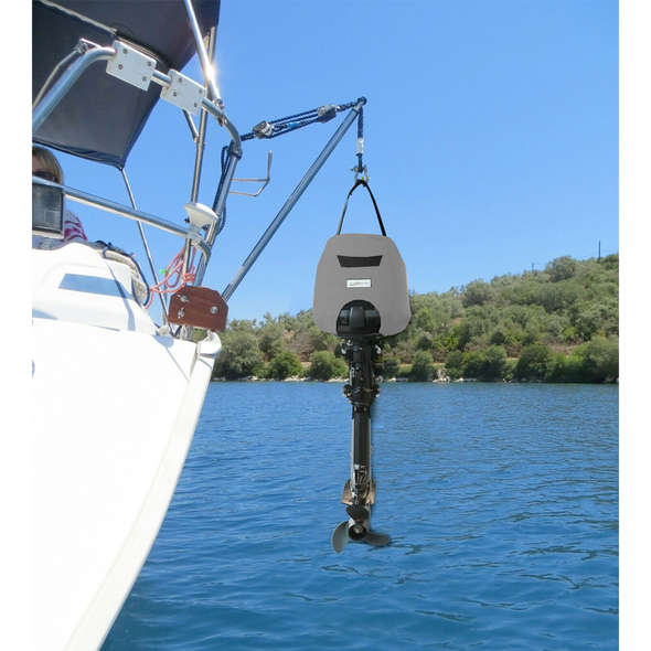 Oceansouth Coprimotore Ventilato Honda 2.3 HP