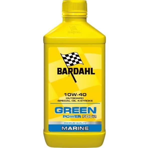 Olio 4T Bardahl Green Power Four 10W40 - 5lt