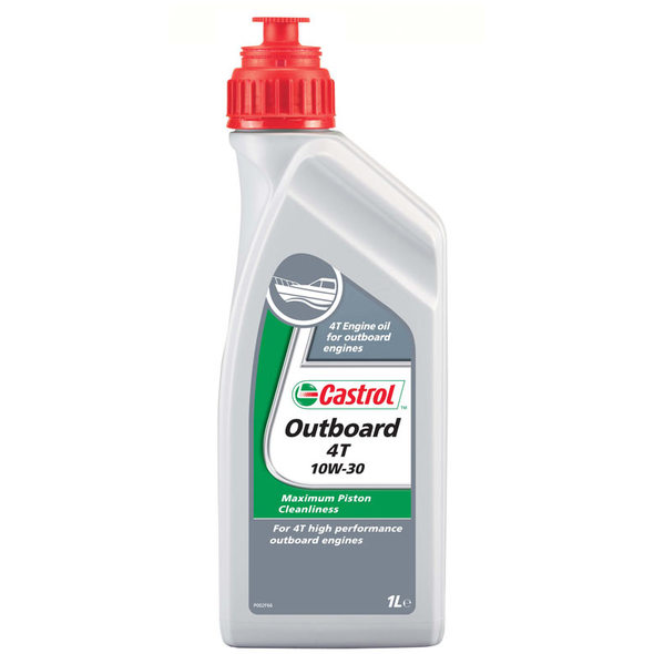 Olio Castrol Outboard 4T lt.1