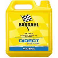 Olio Direct Injection Synth TCW3 Bardahl 5 lt.