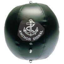 Pallone nero gonfiabile