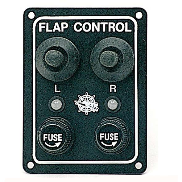 Pannello di Comando Coppia Flap Idraulici