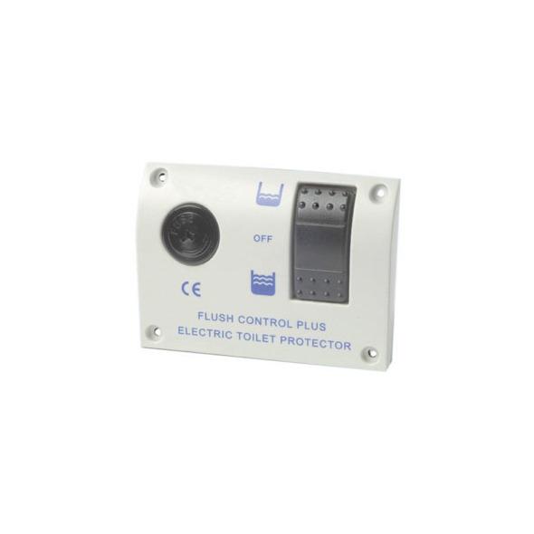 Pannello Interruttore elettronico per WC 12 V.