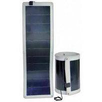 Pannello solare avvolgibile
