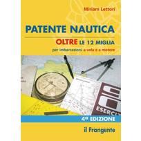 Patente nautica oltre 12M