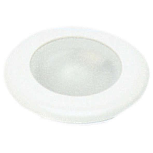 Plafoniera incasso Nova ABS Bianco