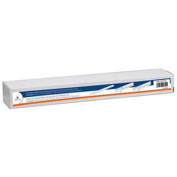 Plafoniera lineare a LED 12V con interruttore