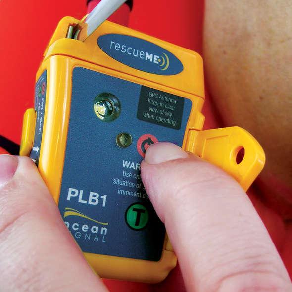 PLB1 Ocean Signal