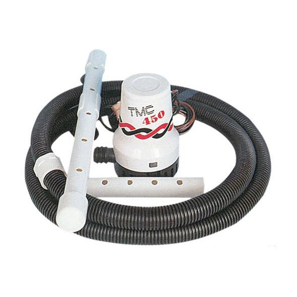 Pompa aereatrice centrifuga pescato TMC