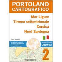 Portolano Cartografico 2 - Mar Ligure, Tirreno Settentrionale, Corsica, Nord Sardegna - II° Edizione