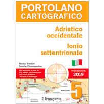 Portolano Cartografico 5 Adriatico Occidentale e Ionio Settentrionale