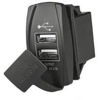 Presa di corrente con doppio USB