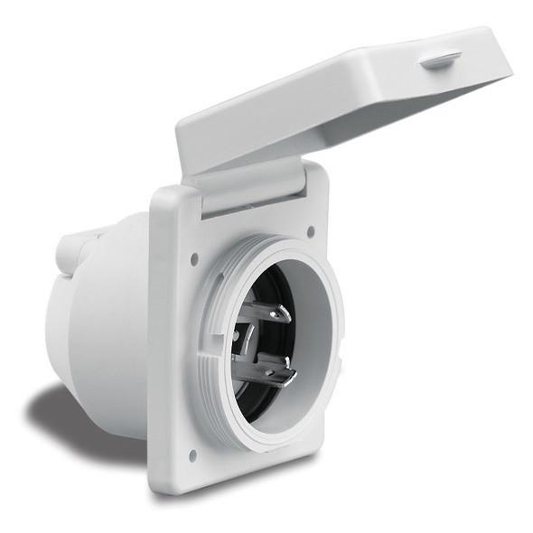 Presa impermeabile IP 56 30A
